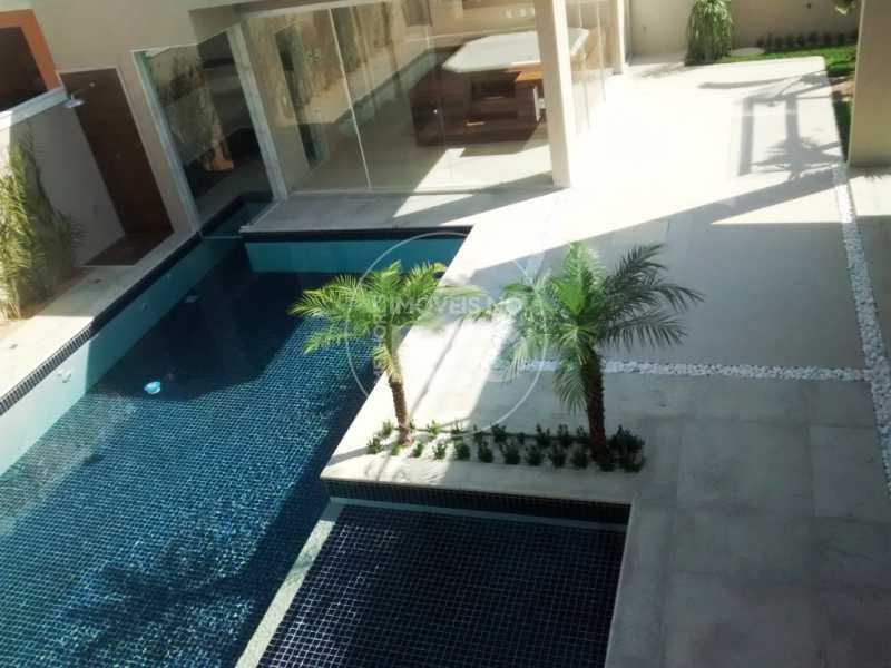 Melhores Imóveis no Rio - Casa 5 quartos no Condomínio Quintas do Rio - CB0234 - 6