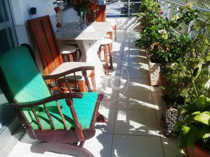 Melhores Imóveis no Rio - Apartamento 3 quartos no Grajaú - MIR1863 - 3