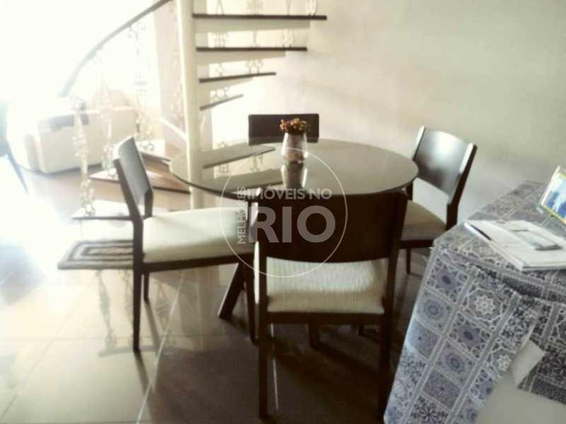 Melhores Imóveis no Rio - Cobertura 3 quartos no Rio Comprido - MIR1968 - 5