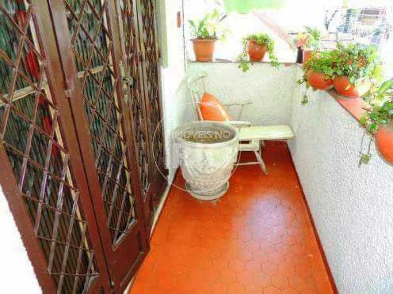 Melhores Imoveis no Rio - Apartamento 3 quartos no Grajaú - MIR1976 - 1