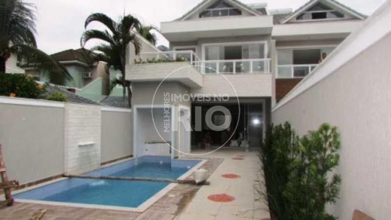 Melhores Imóveis no Rio - Casa 4 quartos no Interlagos de Itaúna - CB0685 - 1