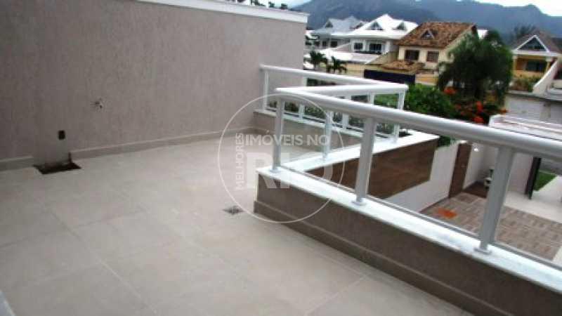 Melhores Imóveis no Rio - Casa 4 quartos no Interlagos de Itaúna - CB0685 - 6