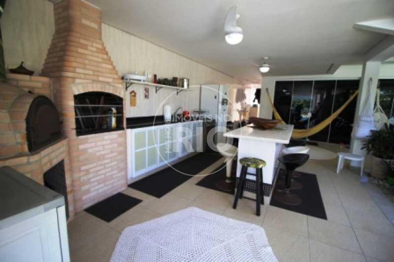 Melhores Imoveis no Rio - Casa no Condomínio Quinta do Rio - CB0688 - 5