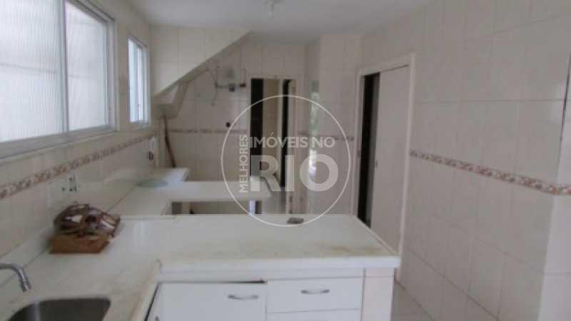 Melhores Imoveis no Rio - Casa 6 quartos na Tijuca - MIR2060 - 16