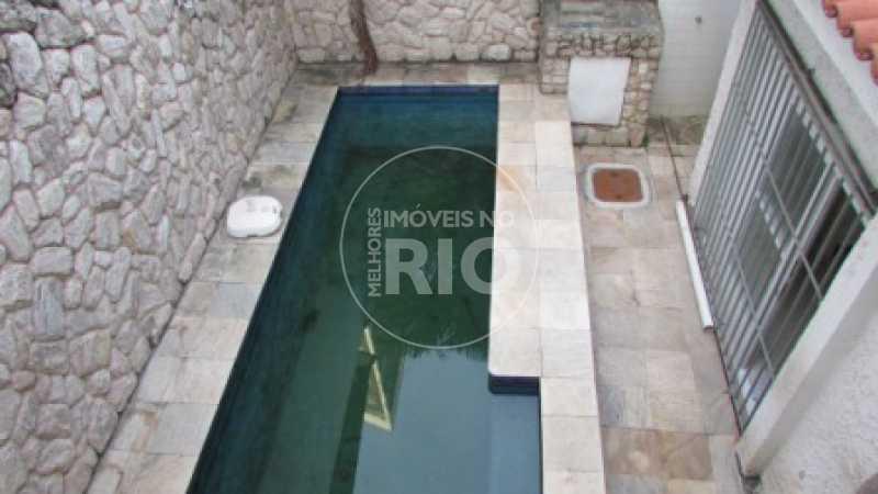 Melhores Imoveis no Rio - Casa 6 quartos na Tijuca - MIR2060 - 21