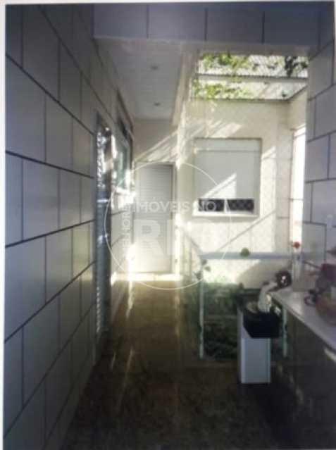 Melhores Imoveis no Rio - Casa 3 quartos na Tijuca - MIR2067 - 17