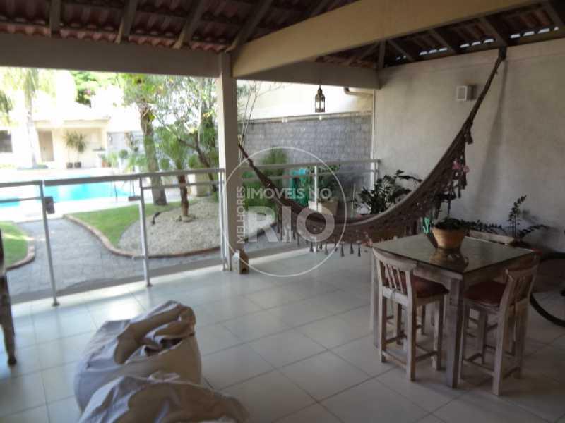 Melhores Imoveis no Rio - Casa no Condomínio Pedra de Itaúna - CB0690 - 6