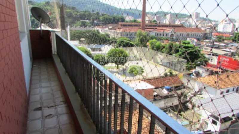 Melhores Imoveis no Rio - Apartamento 3 quartos na Tijuca - MIR2097 - 1