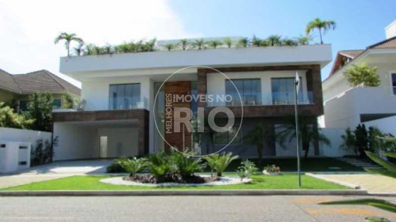 Melhores Imoveis no Rio - Casa no Condomínio Santa Manica Jardins - CB0692 - 1