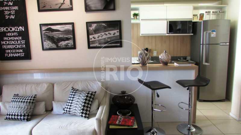 Melhores Imoveis no Rio - Apartamento 2 quartos à venda Del Castilho, Rio de Janeiro - R$ 310.000 - MIR2133 - 3