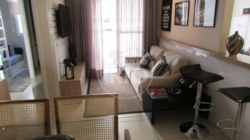 Melhores Imoveis no Rio - Apartamento 2 quartos à venda Del Castilho, Rio de Janeiro - R$ 310.000 - MIR2133 - 5