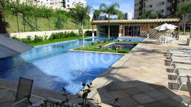 Melhores Imoveis no Rio - Apartamento 2 quartos à venda Del Castilho, Rio de Janeiro - R$ 310.000 - MIR2133 - 12