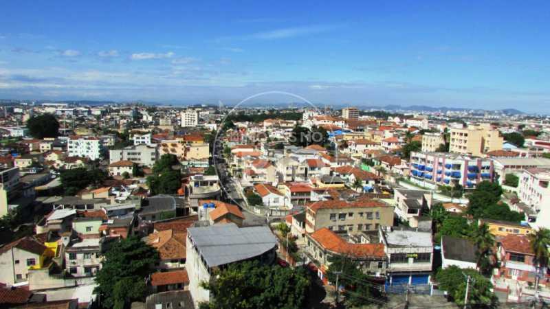 Melhores Imoveis no Rio - Apartamento 3 quartos em Del Castilho - MIR2134 - 1