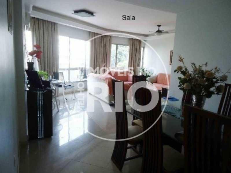 Melhores Imóveis no Rio - Apartamento de 4 quartos na Tijuca - MIR0097 - 5
