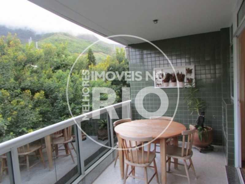 Melhores Imóveis no Rio - Apartamento 4 quartos na Tijuca - MIR0099 - 3