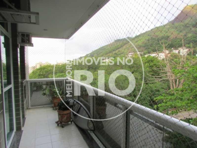 Melhores Imóveis no Rio - Apartamento 4 quartos na Tijuca - MIR0099 - 4