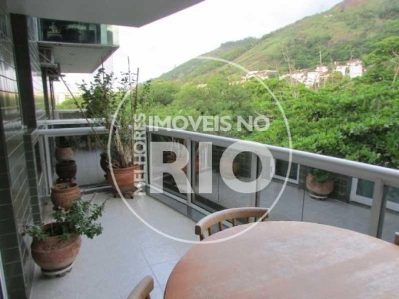 Melhores Imóveis no Rio - Apartamento 4 quartos na Tijuca - MIR0099 - 1