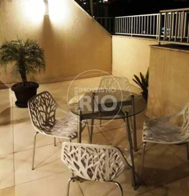 Melhores Imoveis no Rio - Cobertura 3 quartos no Andaraí - MIR2182 - 1