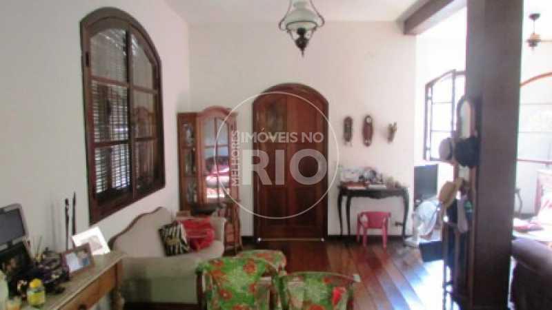 Melhores Imoveis no Rio - Casa 3 quartos na Tijuca - MIR2220 - 1