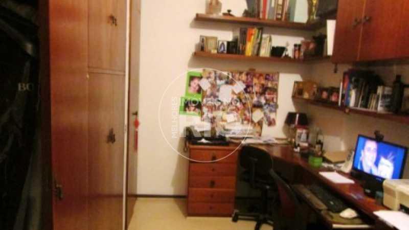 Melhores Imoveis no Rio - Casa 3 quartos na Tijuca - MIR2220 - 12