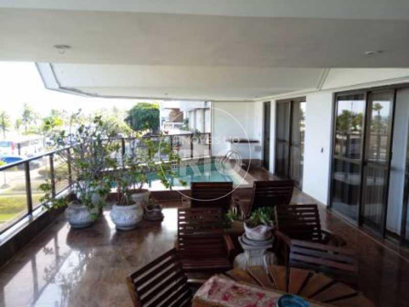 Melhores Imoveis no Rio - Apartamento 4 quartos na Barra da Tijuca - MIR2228 - 3