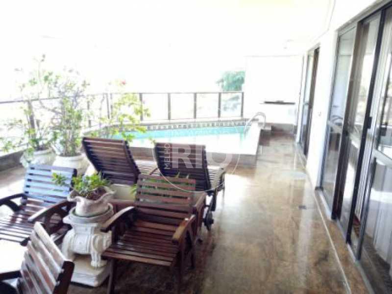 Melhores Imoveis no Rio - Apartamento 4 quartos na Barra da Tijuca - MIR2228 - 1