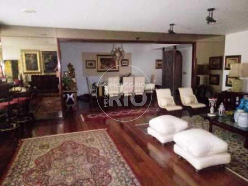 Melhores Imoveis no Rio - Apartamento 4 quartos na Barra da Tijuca - MIR2228 - 8