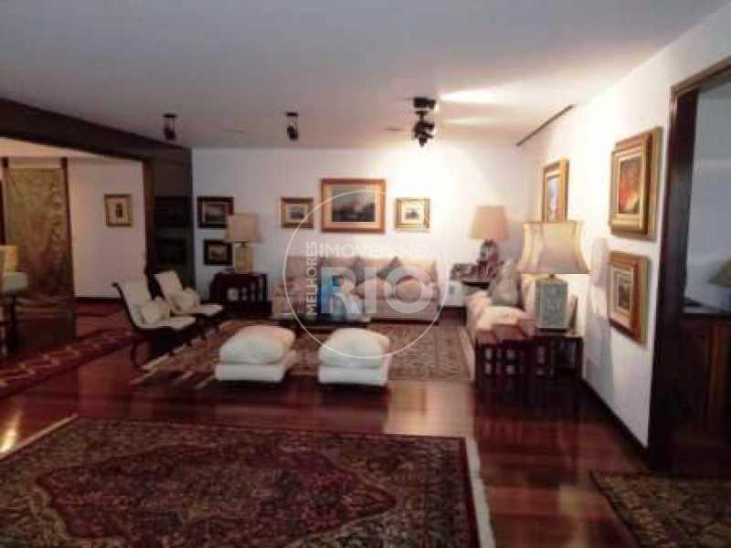 Melhores Imoveis no Rio - Apartamento 4 quartos na Barra da Tijuca - MIR2228 - 9