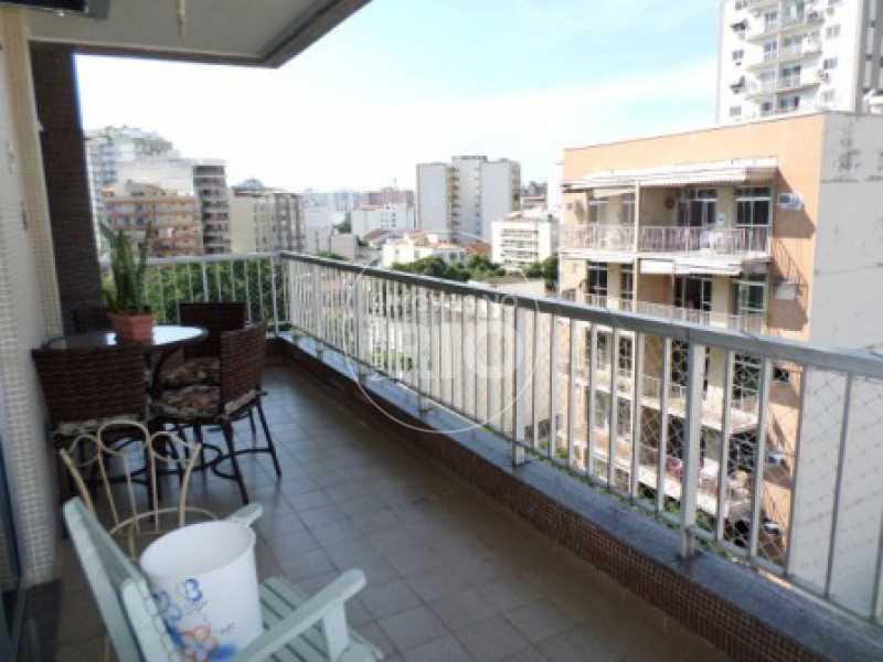 Melhores Imoveis no Rio - Apartamento 3 quartos à venda Grajaú, Rio de Janeiro - R$ 690.000 - MIR2252 - 1