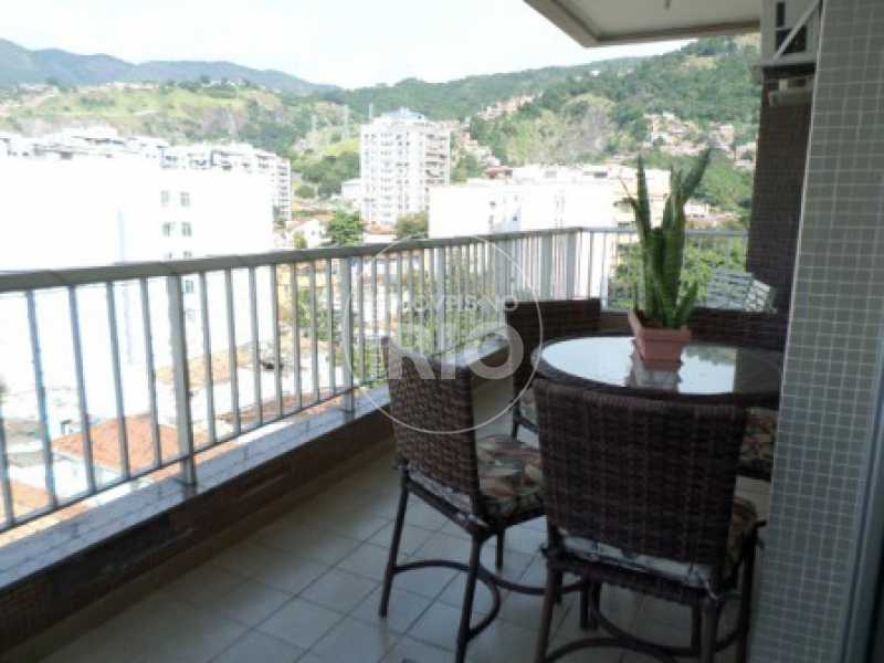 Melhores Imoveis no Rio - Apartamento 3 quartos à venda Grajaú, Rio de Janeiro - R$ 690.000 - MIR2252 - 3