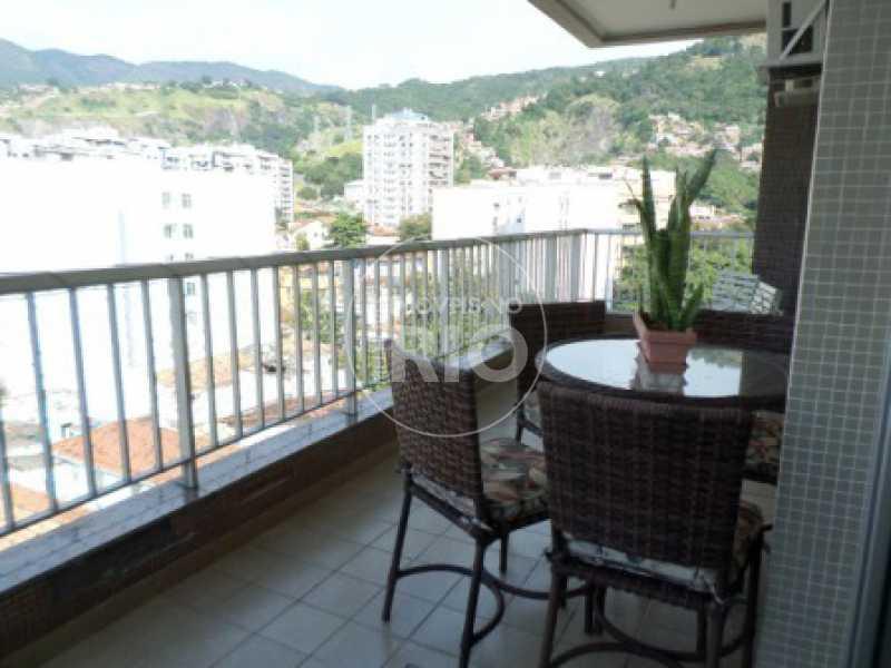 Melhores Imoveis no Rio - Apartamento 3 quartos à venda Grajaú, Rio de Janeiro - R$ 690.000 - MIR2252 - 17