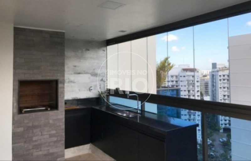 Melhores Imoveis no Rio - Cobertura 2 quartos na Barra da Tijuca - MIR2271 - 1