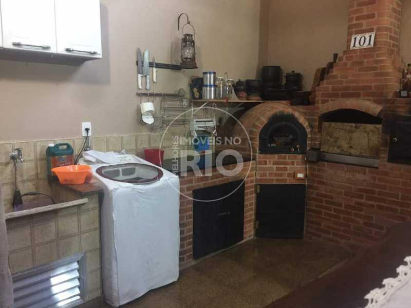 Melhores Imoveis no Rio - Casa 4 quartos na Tijuca - MIR2299 - 21