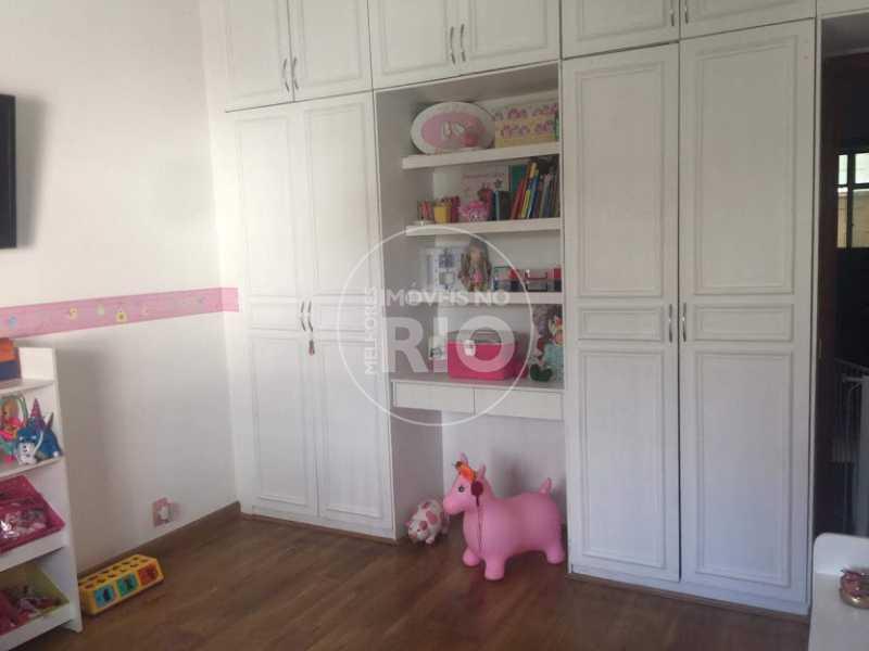 Melhores Imoveis no Rio - Casa 4 quartos na Tijuca - MIR2299 - 9