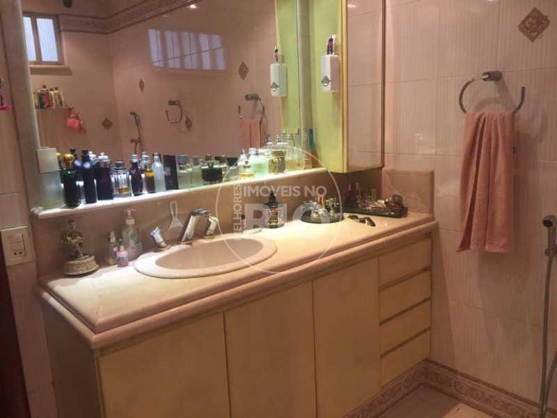 Melhores Imoveis no Rio - Casa 4 quartos na Tijuca - MIR2299 - 14