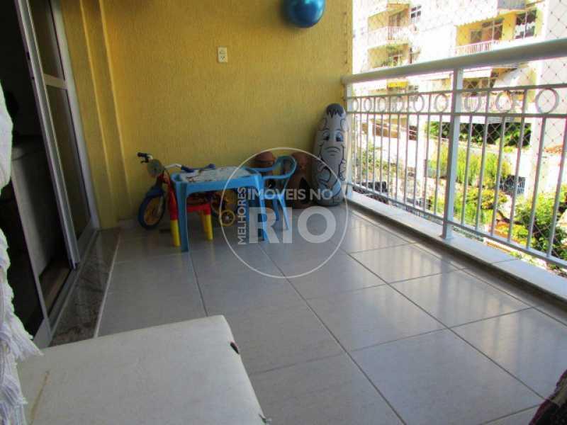 Melhores Imoveis no Rio - Apartamento 2 quartos em vila Isabel - MIR2412 - 1