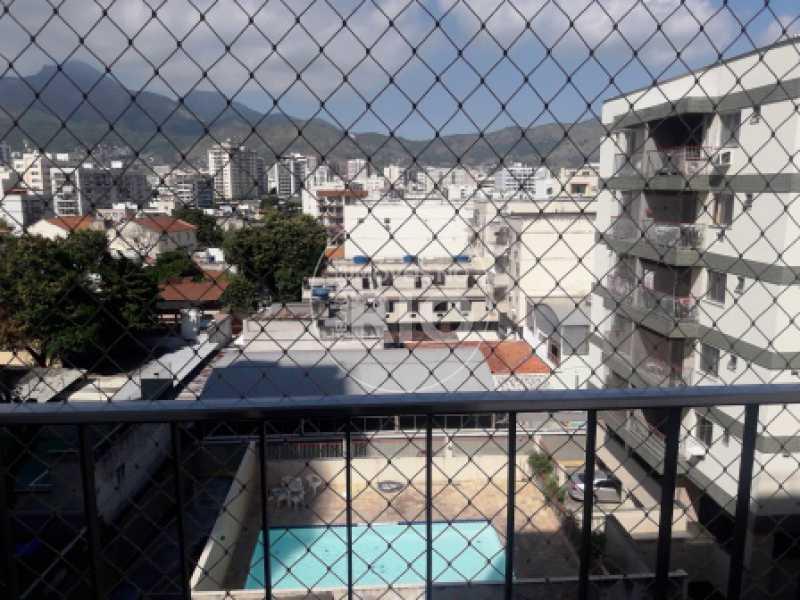 Melhores Imoveis no Rio - Apartamento 3 quartos no Cachambi - MIR2441 - 3