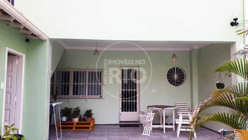 Melhores Imoveis no Rio - Casa 4 quartos no Meier - MIR2442 - 1