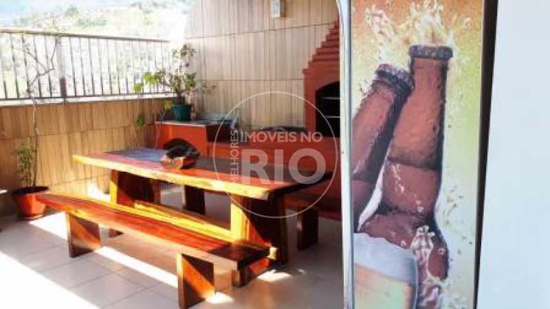 Melhores Imoveis no Rio - Cobertura 5 quartos no Grajaú - MIR2484 - 15