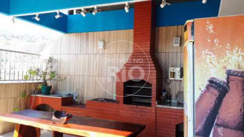 Melhores Imoveis no Rio - Cobertura 5 quartos no Grajaú - MIR2484 - 16