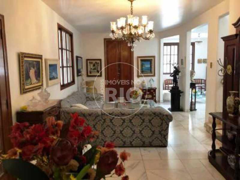 Melhores Imoveis no Rio - Casa 4 quartos na Tijuca - MIR2516 - 1