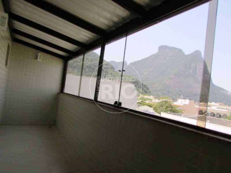 Melhores Imoveis no Rio - Cobertura no Jardim Oceânico - MIR2519 - 3