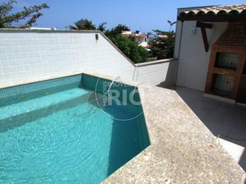 Melhores Imoveis no Rio - Cobertura no Jardim Oceânico - MIR2519 - 22