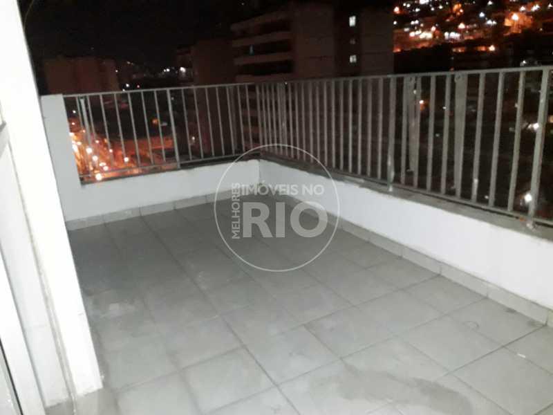 Melhores Imoveis no Rio - Apartamento 2 quartos no Engenho Novo - MIR2544 - 1