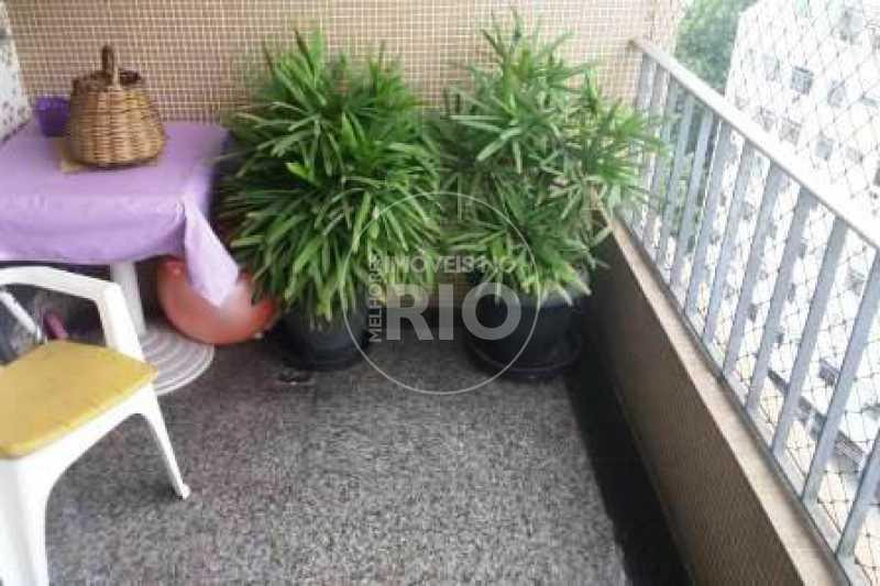Melhores Imoveis no Rio - Apartamento 3 quartos no Rocha - MIR2553 - 1