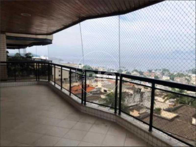 Melhores Imoveis no Rio - Cobertura 3 quartos em Jardim Guanabara - MIR2556 - 1