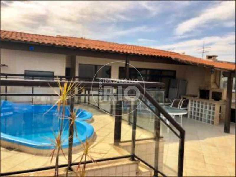 Melhores Imoveis no Rio - Cobertura 3 quartos em Jardim Guanabara - MIR2556 - 19