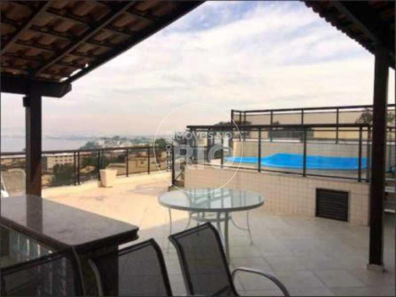 Melhores Imoveis no Rio - Cobertura 3 quartos em Jardim Guanabara - MIR2556 - 21