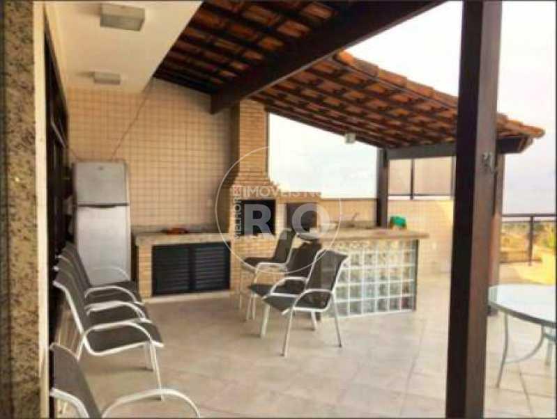 Melhores Imoveis no Rio - Cobertura 3 quartos em Jardim Guanabara - MIR2556 - 22