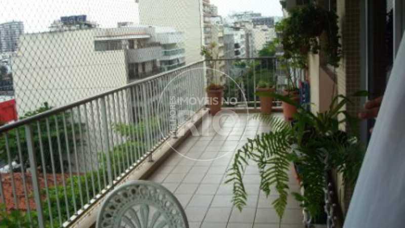 Melhores Imoveis no Rio - Cobertura 4 quartos na Tijuca - MIR2574 - 1